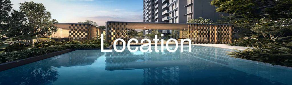 Penrose Condo Location
